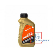 Масло для 4-такт. двигателей SUPREME 4T 0.6л /12