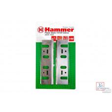Комплект ножей к рубан HAMMER209-104 РВ110*29*3,0 110мм, 2шт., НM