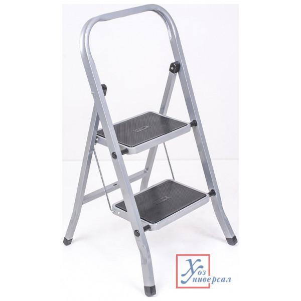 Телескопическая лестница-стремянка 5.00 м 2х8 ступ. купить ...