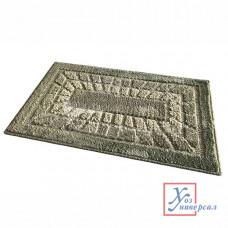 Коврик Mozaic универсальный  45*75 см оливковый