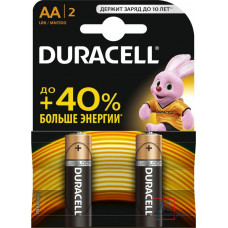 Элемент Duracell LR06 BL 6 по 2шт /10/