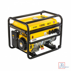 Генератор бенз. DENZEL GE 8900, 8,5 кВт, 220В/50Гц, 25 л, ручной старт/94639