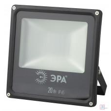 Прожектор светодиод. Эра LED 20W 2700К