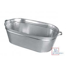 Ванна хоз/оцинк. 45л  МП/3/ 16196
