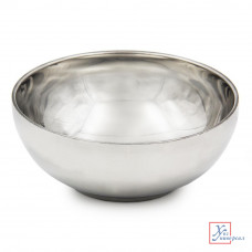 Чашка Чингизхан глубокая походная двухслойная 12*5 метал 123-027