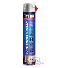 Напыляемый утеплитель TYTAN  Professional THERMOSPRAY 870мл/12