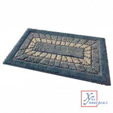 Коврик Mozaic универсальный  45*75 см синий