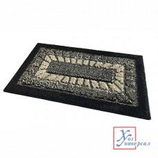 Коврик Mozaic универсальный  45*75 см черный