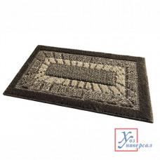 Коврик Mozaic универсальный  45*75 см шоколадный