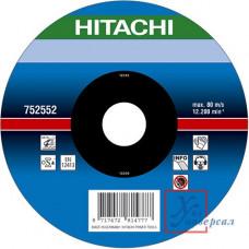Круг д/зачистки мет.HITACHI 150*6*22 24А (27)/40/
