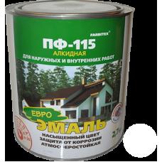 Эмаль FARBITEX ПФ-115 1,9кг алк. ярко-зеленая (Фарбен) /6/