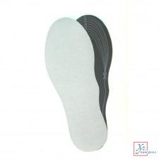 Стельки для обуви детские латекс с тканью р.26-33