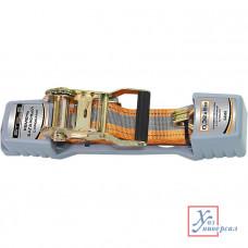 Резинки багажные STELS с крюками, 0,38х5м, храповый механизм Automatic /54365