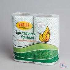 Бумага туалетная Domina 2 сл 4 шт /10/