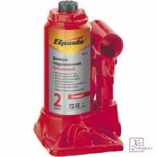 Домкрат гидравлич.бутылочн. 16т h подъема 205-400 мм/SPARTA Compact /50337