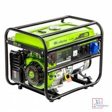 Генератор бенз. Сибртех БС-8000, 6,6 кВт, 230В/50Гц, 4-х такт., 25 л, ручной старт/94547