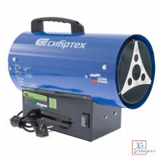 Газовый теплогенератор GH-10, 10 кВт// СИБРТЕХ/96450
