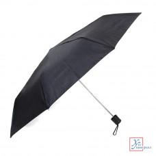 Зонт универсальный механика метал пластик полиэстер 53 см 8 спиц ячерный 302-241