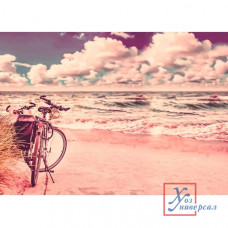 Наклейка FOT-1002 Велосипед