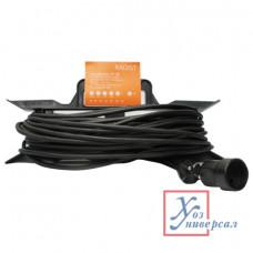 Удлинитель Радист Р16 рамка 10А 1*10 м ПВС 3*1,0 IP44