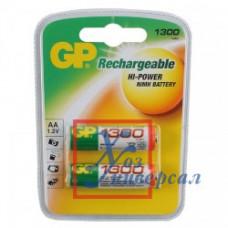 Аккумулятор GP R06 130 AAHC BL2шт