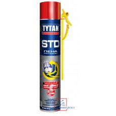 Пена монтажная бытов. TYTAN STD 500мл Эрго/12/