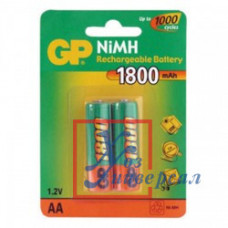 Аккумулятор GP R06 180 AAAHC BL*2