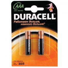 Элемент Duracell LR03 BL2шт