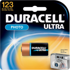 Элемент Duracell 123А