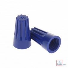 Зажим соед.из.СИЗ-2 син.4-1,0/3*1,5/2*2,5(мм.кв)(4,50мм.кв.) CHS-P72 5 штук