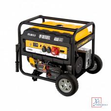 Генератор бенз. DENZEL  PS 80 E-3 6,5кВТ 400вт/,25л, электростартер /946954