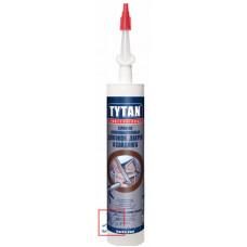 Герметик TYTAN Professional силиконакриловый д/окон,дверей и сайдинга белый 310мл/12/ хранение до-5