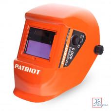 Щиток электросварщика PATRIOT 400S/20 автоматич.светофильтр