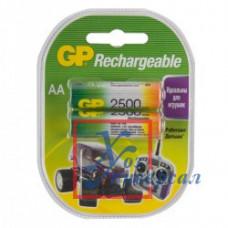 Аккумулятор GP R06 250 AAAHC BL*2