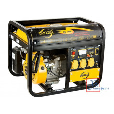 Генератор бенз. DENZEL  DB 2500 2,2кВТ 220вт/50Гц,15л,руч пуск/94652