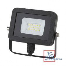 Прожектор светодиод. Эра LED 10W 2700К Eco Slim