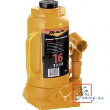 Домкрат гидравлич.бутылочн. 16т SPARTA 220-420мм /50327