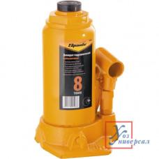 Домкрат гидравлич.бутылочн. 8т SPARTA 200-385мм /50324