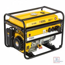 Генератор бенз. DENZEL GE 6900, 5,5 кВт, 220В/50Гц, 25 л, ручной старт/94637